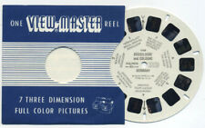 Düsseldorf and Cologne Germany 1958 Belgian-made ViewMaster Single Reel 1568