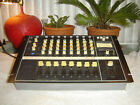 Shure SR101, 8 Channel Mixer, Spring Reverb, Vintage Rack, As Is
