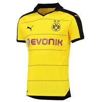 Puma BVB Dortmund  Heim Trikot/Home jersey - Farbe Gelb - 2015/2016 - Gr. M