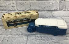 Avon Vintage Collectible '31 Greyhound Bus with Box - Empty
