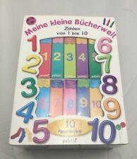 3898931854 Meine Kleine Bücherwelt - Zahlen von 1 bis 10