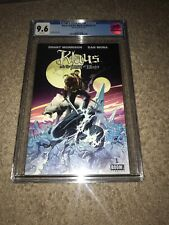 KLAUS AND THE WITCH OF WINTER #1 CGC 9.6!!