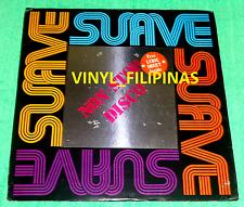 PHILIPPINES:SUAVE - NON STOP DISCO LP,RARE,OPM,Soul,FUNK,Dance,VST,MARIA CAFRA