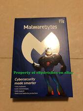 NEW Malwarebytes Anti-Malware 3.0 - 3 PCs / 1 Year (Key Card) (Windows OS Only)