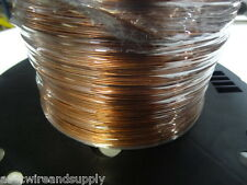 GROUND WIRE SOLID BARE COPPER 18 AWG 250' Reel  Jewelry Crafts Grounding USA