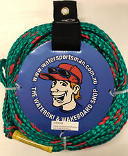 Watersportsman 3 person Heavy Duty Tube Tow Rope for Water Skiing New