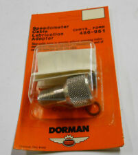 Dorman Speedometer Cable Lube Adapter for Ford Trucks F100 F150 F250 5/8''-18