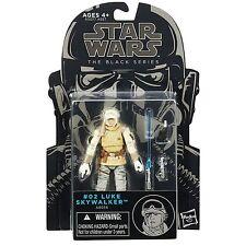 "Star Wars 3.75"" Black Series Luke Skywalker Wampa Attack #02 NEW NOC"