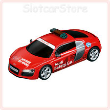 Carrera Evolution 27385 Audi R8 Safety Car LeMans 2010 mit Blinklicht 1:32 Auto