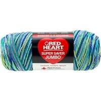 Red Heart Super Saver Yarn Wildflower 073650013508