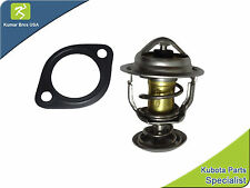 New Kubota KX121-3 KX121-3S Thermostat & Gasket