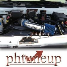 BLUE 1996-2005 CHEVY ASTRO VAN 4.3 4.3L V6 RAM AIR INTAKE KIT INDUCTION SYSTEMS