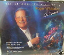 Roger Whittaker- In Concert- Intercord 89 - 2 CDs