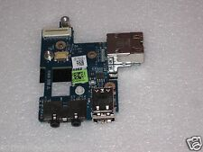 NBEW OEM  Dell Latitude E6400 USB Ethernet Audio Board LS-3804P CN-0W946D W946D