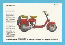 ADVERTISEMENT  -  LAMBRETTA  MOTOR  SCOOTER  -  MODEL  C