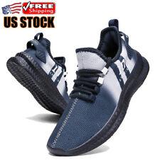 Men's Casual Shoes Sports Fashion Running Lightweight Tennis Walking Sneakers