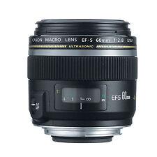 Canon EF-S 60mm f/2.8 Macro USM *NEW*