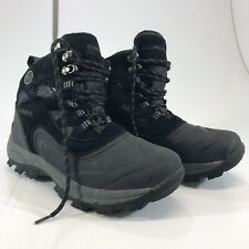 Magellan Outdoors Men's Hiking Boot Black Size 8D