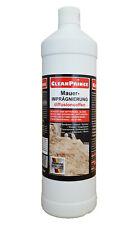 Mauerimprägnierung 1 Liter | Beton Sandstein Granit Naturstein Imprägnierung