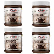 PRO NUTRITION FONDENTE ZERO CRUNCHY crema proteica al cioccolato fondente 4PZ