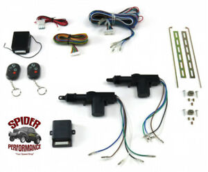 1967-1992 Camaro Nova Monte Carlo Monza Vega power door lock conversion kit