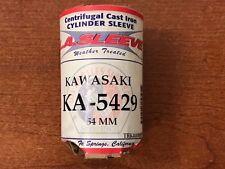 99-00 KX125 Kawasaki LA Sleeve 54.00mm Centrifugal Cast Cylinder Sleeve KA-5429