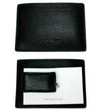ee53af8470 Coach Men's Leather Card Holder for sale | eBay