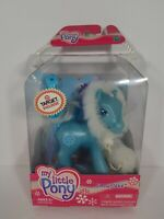 My Little Pony TARGET Exclusive SNOWFLAKE New G3 MLP w/ Brush