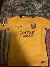 Nike fc barcelona jersey youth Large Qatar
