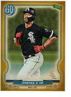 Eloy Jimenez 2020 Topps Gypsy Queen 5x7 Gold #94 /10 White Sox