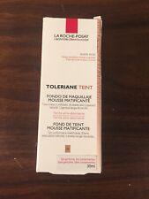 New La Roche-Posay Toleriane Teint Mattifying Mousse Foundation #04-Golden Beige