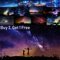 New 5D Diamond Painting Space Starry Sky View Embroidery Cross Stitch Kits Decor