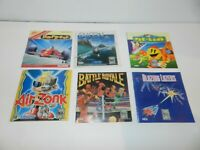 Turbografx 16 Game Manual Booklet Instructions You Pick & Choose Video Games Lot