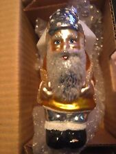 Slavic Treasures Ornament Gleam Team Diamond Glacier Lt Ed. 500 made Nib