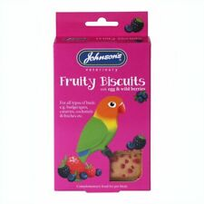 Fruity Biscuits for Pet Birds 35g