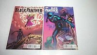 Black Panther #'s 171 & 172 (Marvel)2018 - Both cover variant A -- UNREAD!!