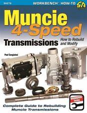 Muncie 4 Speed Pontiac GTO Transmissions How to Rebuild Modify ID Case Numbers