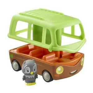 NEW Vulli The Klorofil Adventure Bus Free Shipping Children Baby