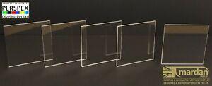 Clear Plastic PetG Cut Sheet - Cut Panel