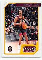 2019-20 Panini Chronicles #98 Threads Darius Garland RC Cavaliers
