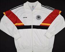 1988-1990 WEST GERMANY ADIDAS FOOTBALL JACKET (SIZE XXL)