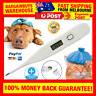 Digital Pet Thermometer Cat Dog Kitten Puppy Body Mouth Anus Temperature Reader