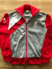 Liverpool 1990's Football Shirt Jacket Adidas XS