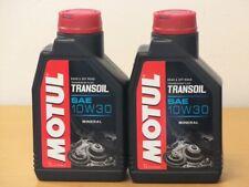 9,85€/l Motul Transoil  Getriebeöl SAE 10W30  2 x 1 L