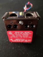 GENERAL ELECTRIC GE RR7 REMOTE CONTROL 24 VAC MOMENTARY 20A