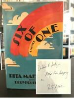 Six to One – SIGNED FIRST EDITION – 1st Printing – Rita Mae Brown