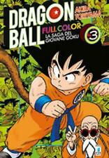 DRAGON BALL FULL COLOR 3 DI 8 - MANGA STAR COMICS ITALIANO - NUOVO