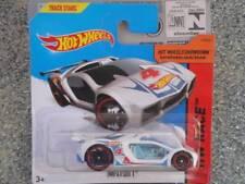 Hot Wheels 2014 #142/250 IMPAVIDO 1 WHITE HW COURSE Lot P
