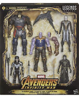Marvel Legends infinity War Children Of Thanos 5 Pack Amazon Exclusive HTF