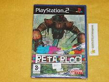 BETA BLOC PS2 SONY PLAYSTATION 2 VERSIONE ITALIANA NUOVO SIGILLATO